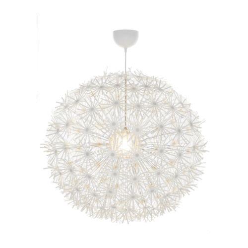 接下来小编推荐设计非常有特色的10款宜家灯具